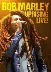 Cover Bob Marley - Uprising Live! [DVD]